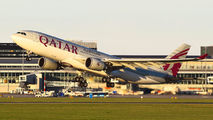 A7-ACD - Qatar Airways Airbus A330-200 aircraft