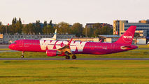 TF-NOW - WOW Air Airbus A321 aircraft