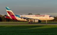 D-ABGN - Eurowings Airbus A319 aircraft