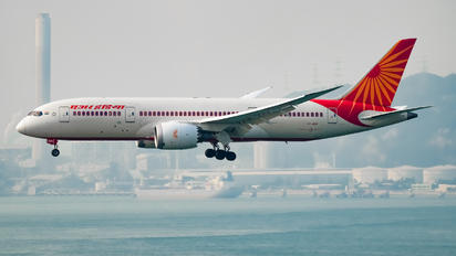 VT-ANH - Air India Boeing 787-8 Dreamliner