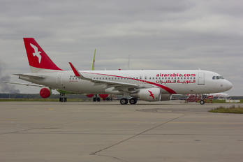 A6-AOI - Air Arabia Airbus A320