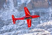 A-108 - Switzerland - Air Force Pilatus PC-21 aircraft