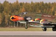 8818 - Poland - Air Force Sukhoi Su-22M-4 aircraft