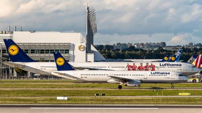 D-AIRR - Lufthansa Airbus A321