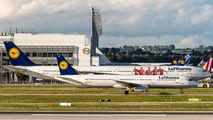 D-AIRR - Lufthansa Airbus A321 aircraft