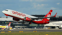 D-ABKS - Air Berlin Boeing 737-800 aircraft