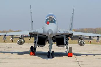 18351 - Serbia - Air Force Mikoyan-Gurevich MiG-29UB