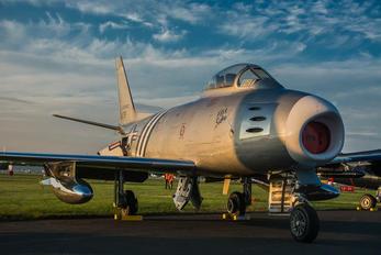 N48178 - Private North American F-86A Sabre