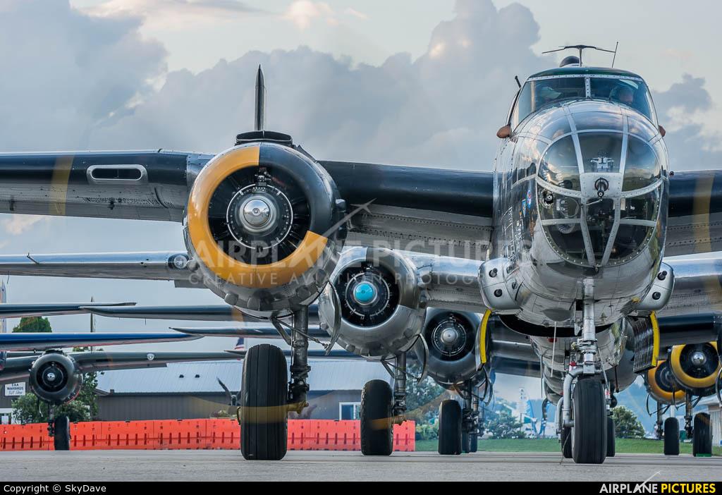 Private N282B aircraft at Oshkosh - Wittman Regional