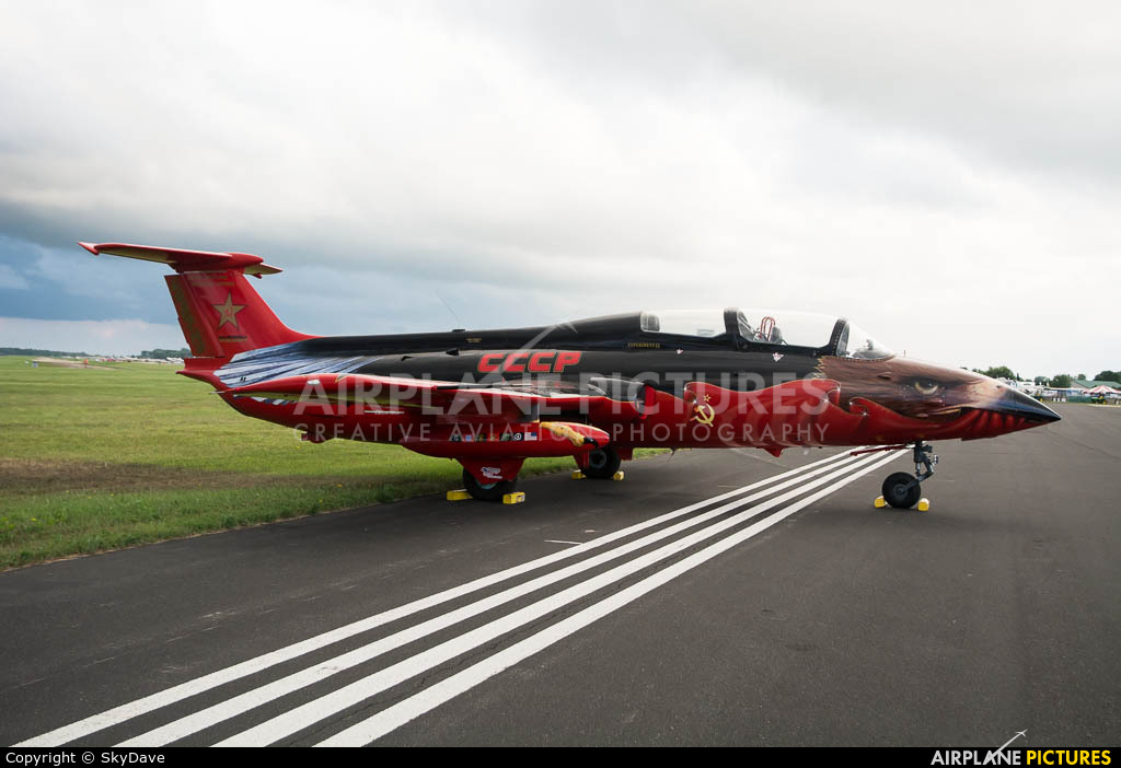 Private N129DH aircraft at Oshkosh - Wittman Regional