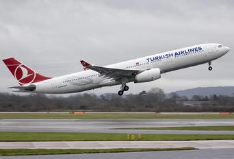 TC-JNI - Turkish Airlines Airbus A330-300