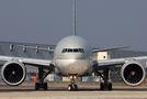 Qatar Airways Cargo Boeing 777F A7-BFD at Milan - Malpensa airport