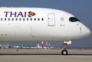 Thai Airways Airbus A350-900 HS-THG at Milan - Malpensa airport