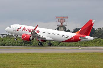PR-OBL - Avianca Brasil Airbus A320 NEO