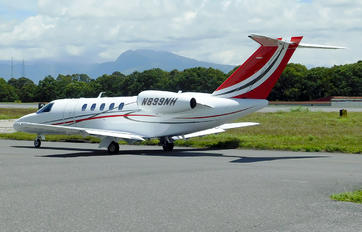 N899NH - Private Cessna 525C Citation CJ4