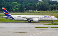 CC-BGG - LATAM Chile Boeing 787-9 Dreamliner aircraft