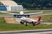 PR-OBI - Avianca Brasil Airbus A320 NEO aircraft