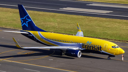 C-GTQP - Air Transat Boeing 737-700