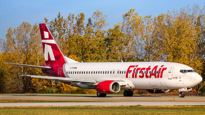 C-FFNM - First Air Boeing 737-400