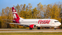 New livery of First Air title=