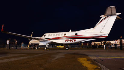PT-WTW - Brazil - Government Beechcraft 350 Super King Air