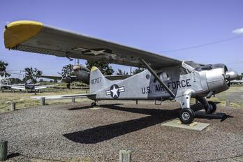 54-1707 - USA - Air Force de Havilland Canada U-6A Beaver
