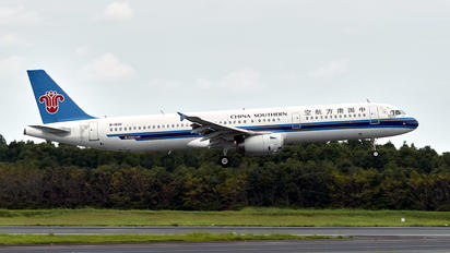 B-1830 - China Southern Airlines Airbus A321