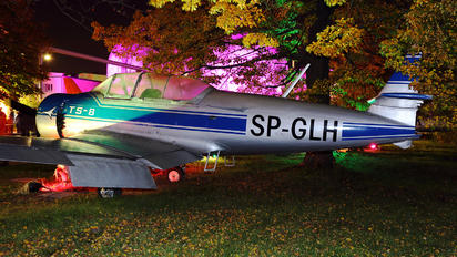 SP-GLH - Private PZL TS-8 Bies