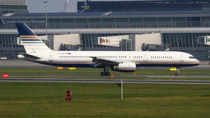 EC-ISY - Privilege Style Boeing 757-200