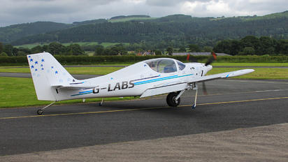 G-LABS - Private Europa Aircraft Europa
