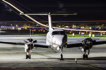 D-ICKE - Private Beechcraft 200 King Air