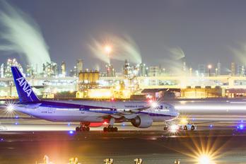 JA735A - ANA - All Nippon Airways Boeing 777-300ER