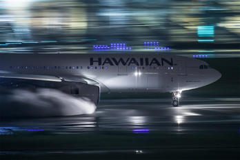 N360HA - Hawaiian Airlines Airbus A330-200