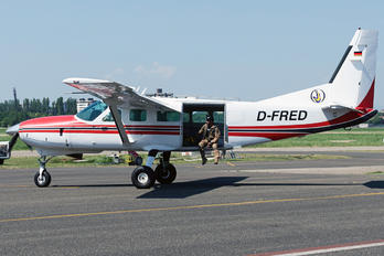 D-FRED - Private Cessna 208 Caravan