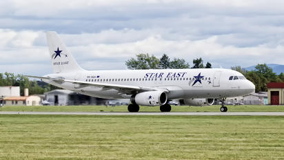 YR-SEA - Star East Airlines Airbus A320
