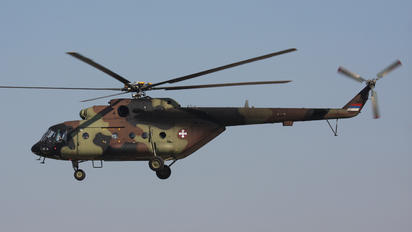 12491 - Serbia - Air Force Mil Mi-17V-5