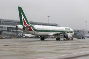 I-BIXS - Alitalia Airbus A321 aircraft