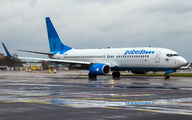 VQ-BWH - Pobeda Boeing 737-800 aircraft
