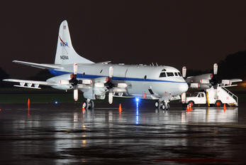 N426NA - NASA Lockheed P-3B Orion
