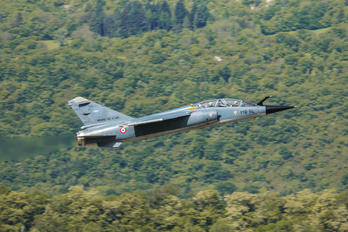 118-SL - France - Air Force Dassault Mirage F1B