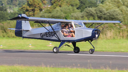 G-ESCP - Private Reality Aircraft Escapade