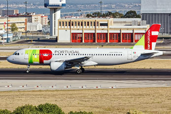 CS-TNX - TAP Portugal Airbus A320