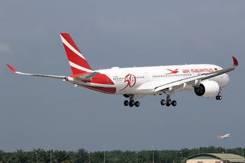 3B-NBP - Air Mauritius Airbus A350-900