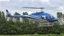 G-RGWY - Private Bell 206B Jetranger III aircraft