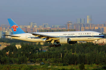 B-2053 - China Southern Airlines Boeing 777-200