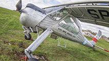 SP-AHZ - Aeroklub Rzeszowski PZL 104 Wilga 35A aircraft