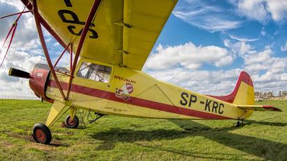 SP-KRC - Aeroklub Rzeszowski Yakovlev Yak-12M
