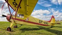 SP-KRC - Aeroklub Rzeszowski Yakovlev Yak-12M aircraft
