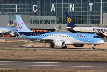 OO-JEM - Jetairfly (TUI Airlines Belgium) Embraer ERJ-190 (190-100)