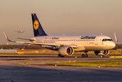 D-AIND - Lufthansa Airbus A320 NEO aircraft